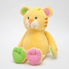 ของเล่นเสริมพัฒนาการ ตุ๊กตา เสือ บีบแล้วมีเสียง ใช้เป็น ของเล่นเด็ก ของเล่นเสริมทักษะ (ส่งฟรี)