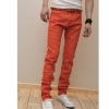 กางเกงแฟชั่น สไตล์เกาหลี สีส้ม