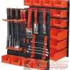 TACTIX 43PC ORGANIZATION SYSTEM(TAXTIC-320600)