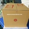 กล่องไปรษณีย์ฝาชน เบอร์ G ขนาด 31x36x26 เซนติเมตร
