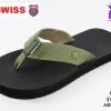 รองเท้าแตะ K-Swiss เคสวิส สีเขียว เบอร์ 7-12
