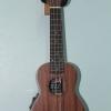 """อูคูเลเล่ ไฟฟ้า ukulele electric Overdrive รุ่น UK-1 Soprano 21"""" ไม้ Mahogany สาย Aquila with Tuner แถมกระเป๋า"""