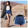 กางเกงขาสั้น สไตล์เกาหลี Jeans