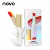 NOVO Double Color Lipstick ลิปสติกทูโทน ราคาปลีก 100 บาท / ราคาส่ง 80 บาท
