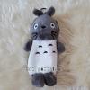 พร้อมส่ง :: กระเป๋าดินสอมีตะขอ Totoro