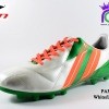 รองเท้าสตั๊ด PAN แพน สีขาวส้ม เบอร์ 39-44