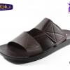 รองเท้าเพื่อสุขภาพ DEBLU เดอบลู รุ่น M1804 สีน้ำตาล เบอร์ 39-44