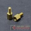 เสารอง PCB ทองเหลือง ผู้-เมีย M3x6x6 (10pcs)