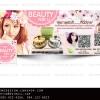 ผลงานออกแบบFan Page สวยๆ  Facebook (แฟนเพจ)/// ร้านBeautyforu //สนใจ ตกแต่งFanpage,รับทำFanpage,ออกแบบFanpage,รับแต่งแฟนเพจราคาถูก ติดต่อ 085-022-4266