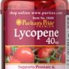 Puritan Lycopene 40 mg สารสกัดจากมะเขือเทศเข้มข้น ผิวขาวใส นุ่ม อมชมพู ปกป้องผิวจากแสงแดด