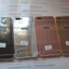 เคส Huawei Honor 6 Plus ขอบ+ฝา สีเงาโครเมี่ยม