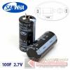 Super CAP 100F/2.7V SAMWHA