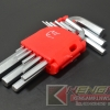 RAINO No.711 9PC Hex key set