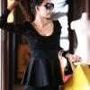sexy dress [Pre order] สีดำ แขนยาว