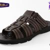 รองเท้าเพื่อสุขภาพ DEBLU เดอบลู รุ่น M8586 สีน้ำตาล เบอร์ 39-44