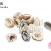 หินอาเกต ก้อนเล็ก คละไซส์ (1ก้อน)