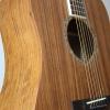 กีต้าร์โปร่ง ไฟฟ้า Guitar Sen Custom RD-5 ไม้ Ovankol