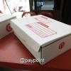 กล่องไปรษณีย์ ไดคัทสีขาว เบอร์ ก ขนาด 14x20x6 ซม.