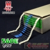 560E 1/2W 1% Metalfilm (100pcs)