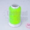 เชือกเทียน ตราลูกบอล(ม้วนเล็ก) สีเขียวสะท้อนแสง(1ม้วน)