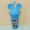 แก้วมิกกี้เมาส์ พรีเมี่ยม สีฟ้า