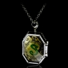 Horcrux Slytherin locket necklace