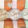 Pre-order:Love birds flower Mini watch