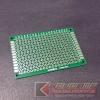 DIY PCB แผ่นปริ้นอเนกประสงค์ EPOXY 2หน้า ขนาด 4x6cm