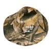 หมวกปีกกว้าง หมวกเดินป่า : ลายใบไม้