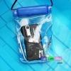 ถุงกันน้ำใส่โทรศัพท์มือถือ : สีน้ำเงิน PA0002