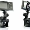 กล้องติดรถยนต์ Dual Camera DVR D100(R300) + GPS Logger with 3D G-Sensor