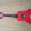 อูคูเลเลเล่ Ukulele รุ่น Color Red Soprano