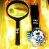 นาฬิกาโคนัน Conan +แว่นขยาย+นาฬิกามีเลเซอร์ (สินค้ามาใหม่) สินค้ามีจำนวนจำกัด