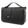 กระเป๋าสายลับนักบริหาร ติดกล้องจิ๋วไร้สายแอบถ่าย สีดำ ฟรีเมมโมรี่ 4GB มีแบตชาร์ทในตัว
