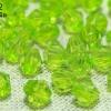 คริสตัลพลาสติก สีเขียวอ่อน 6มิล (1,232เม็ด)