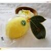 สบู่เลมอน มาดามเฮง (เหลืองลูกเล็ก)Lemon soap 50 g. มาดามเฮง yellow