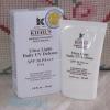 Kiehl's ultra light uv defence 30 ml. (ลดพิเศษ 30%)