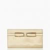 กระเป๋าสตางค์ Kate Spade รุ่น CAMELLIA STREER STACY GOLD WLRU1775
