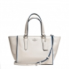 กระเป๋า COACH MINI CROSBY CARRYALL IN COLORBLOCK LEATHER F35324
