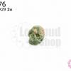 หินยูนาไคต์ หัวกระโหลก 22X29มิล (1ชิ้น)