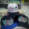 หมวก Hip Hop แบบสกรีนหลายสี