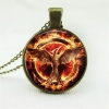 Hunger game fashion necklace