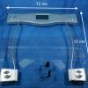 เครื่องชั่งน้ำหนักระบบดิจิตอล (ตาชั่ง) CASIKO 3388