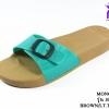 รองเท้าแตะ Monobo Jello โมโนโบ้ รุ่น เจลโล่ สวม สีฟ้า เบอร์ 5-8