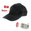 หมวกเบสบอลสายลับ ติดกล้องแอบถ่าย Spy Camera เมมโมรี่ภายใน 4 GB พร้อม รีโมทสั่งการสะดวกง่ายดาย