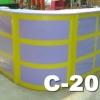 แอล-สูง 3 ชิ้น (สั่งสีได้)