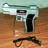 ลำโพงปืน MP3 player สีเงิน (สินค้ามาใหม่ล่าสุด)