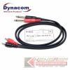J-015 RCA 2C + MIC MONO 2C DYNACOM