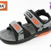 รองเท้ารัดส้น ADDA แอดด๊า รหัส 2N36 สีเทา เบอร์ 4-9