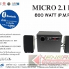 SAAG Bluetooth Speaker รุ่น Micro 2.1BT